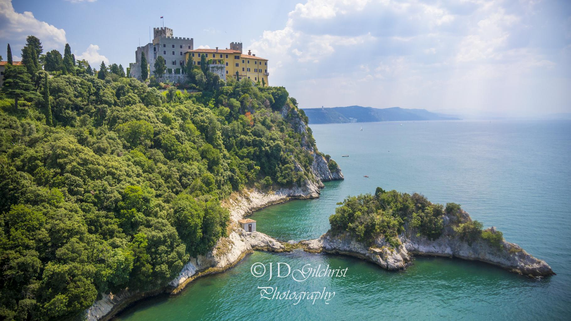 Trieste Castle Wedding Duino Castle in Trieste